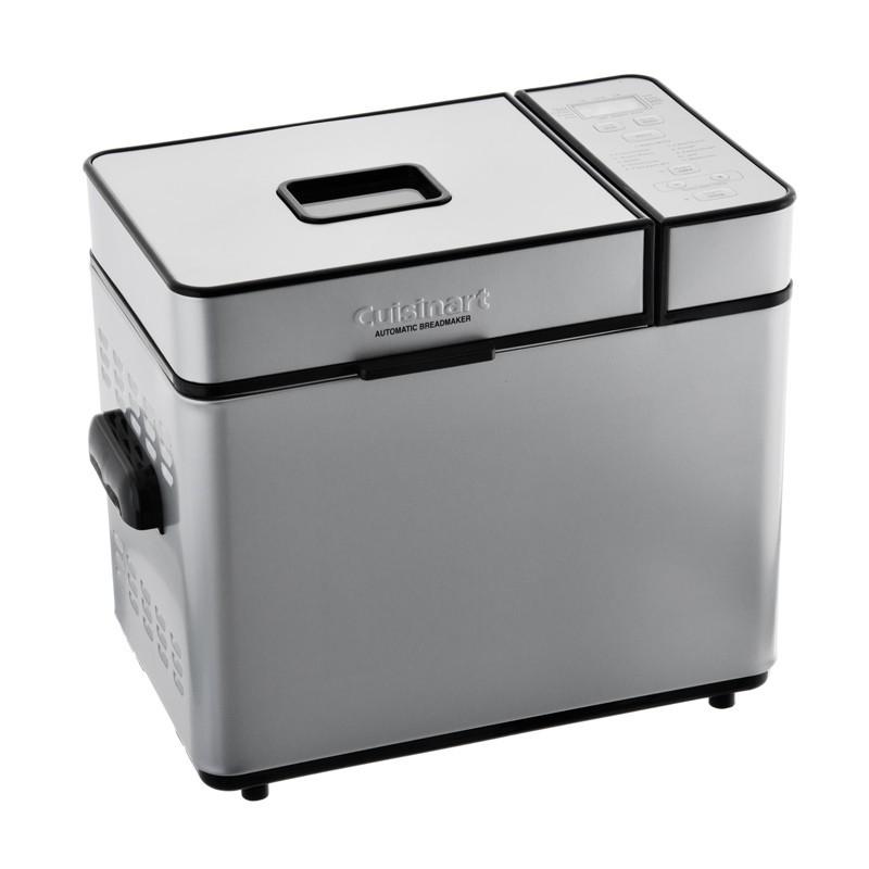 Máquina para hacer pan 2lbs 12 opciones 500W Cuisinart