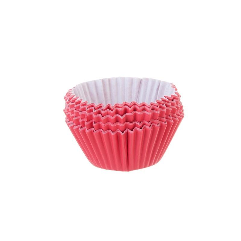 Juego de pirutines desechables para cupcakes