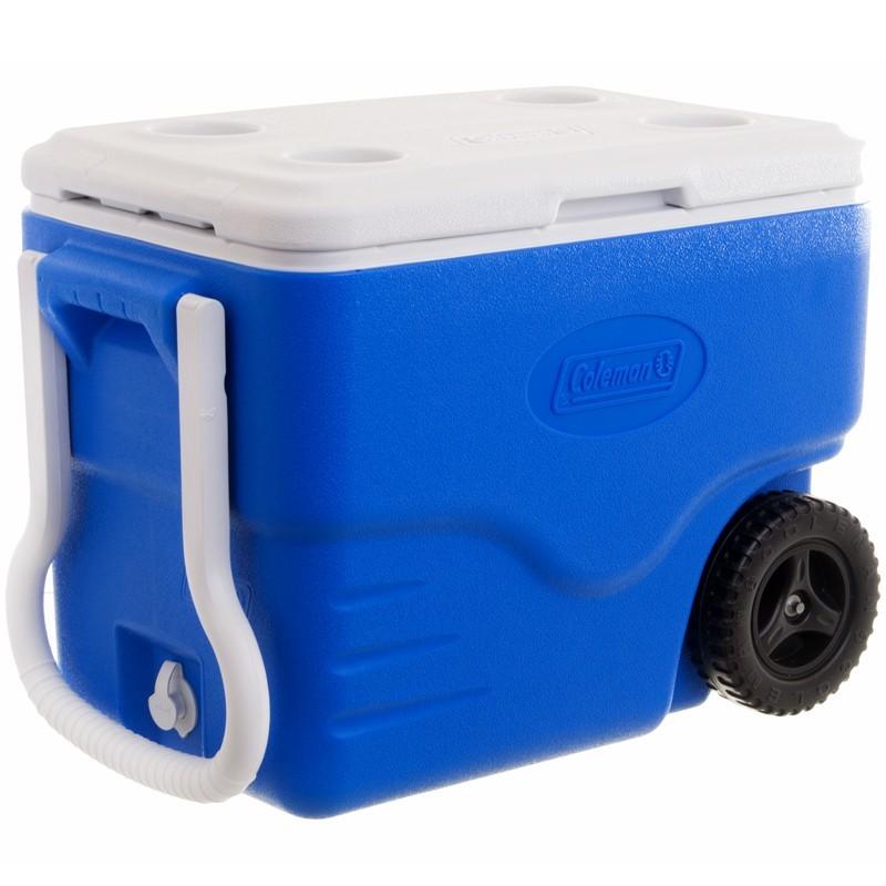 Cooler con ruedas 40 QT Coleman