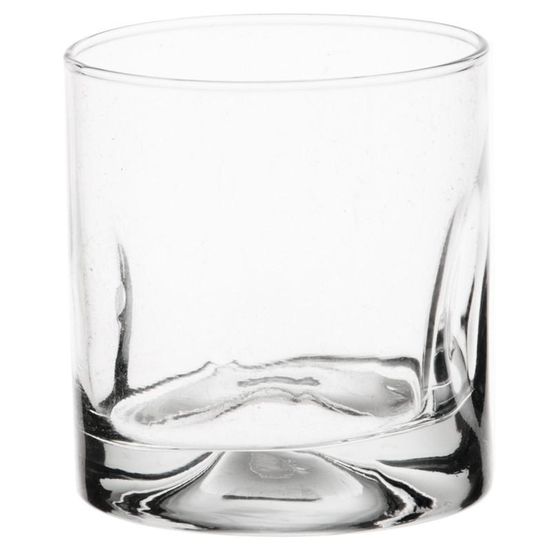 Vaso bajo Pedrada Libbey-Crisa