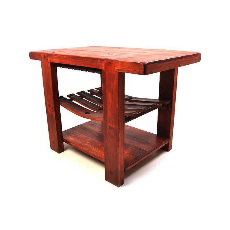 Mesa con vinera 2 Day Design