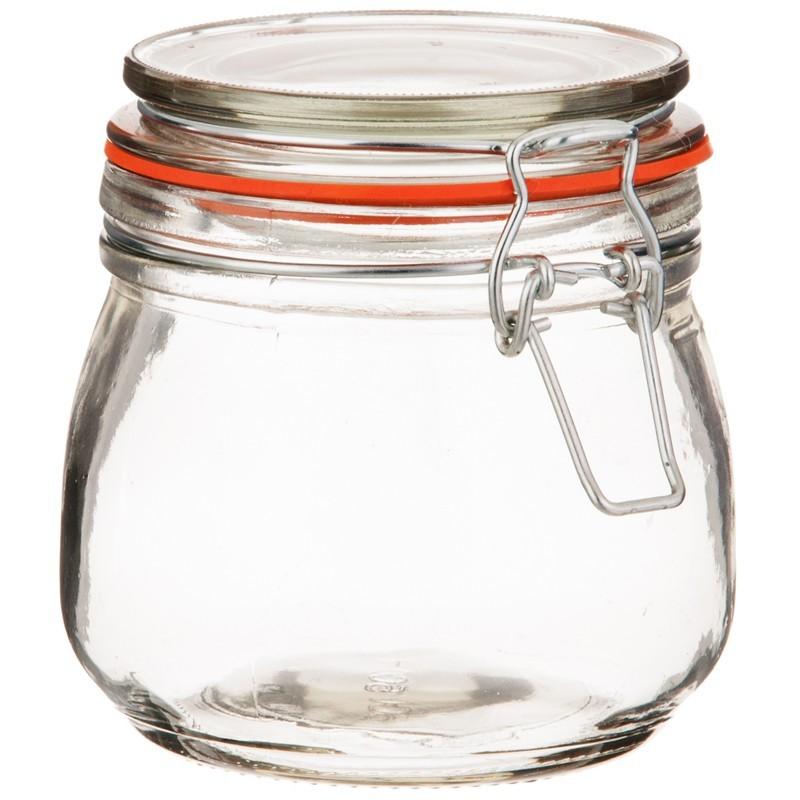 Repostero con tapa hermética de vidrio Navigator