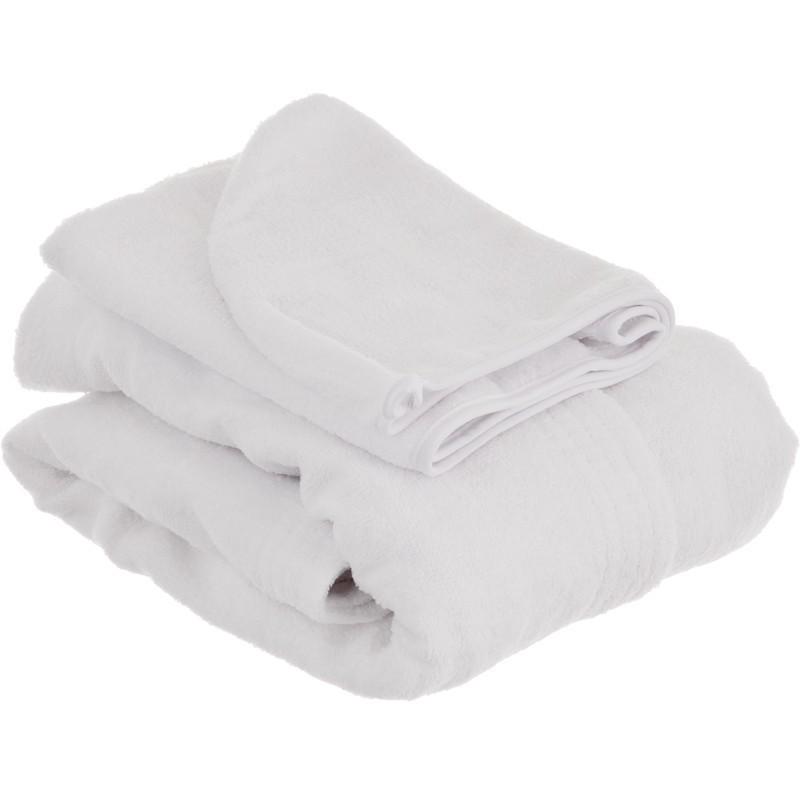 Juego de toalla de baño y turbante Haus