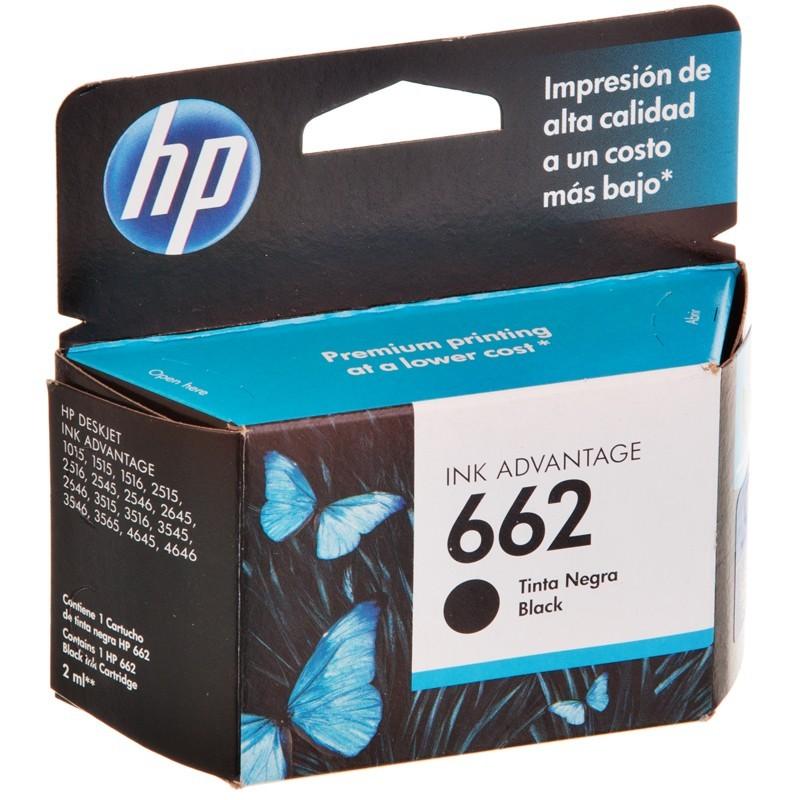 Tinta 662 HP