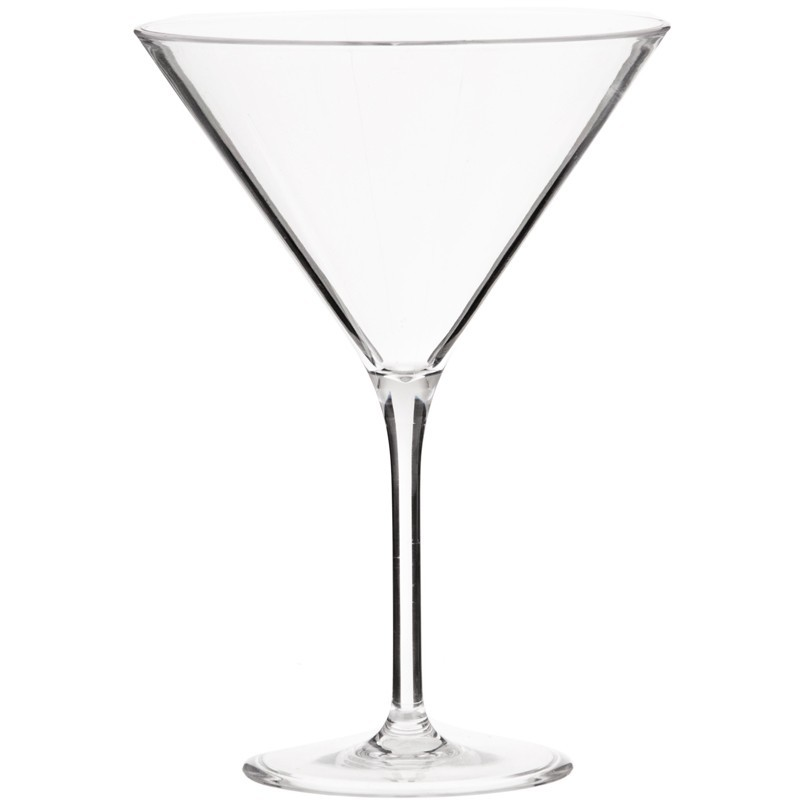 Copa martini acrilico Haus
