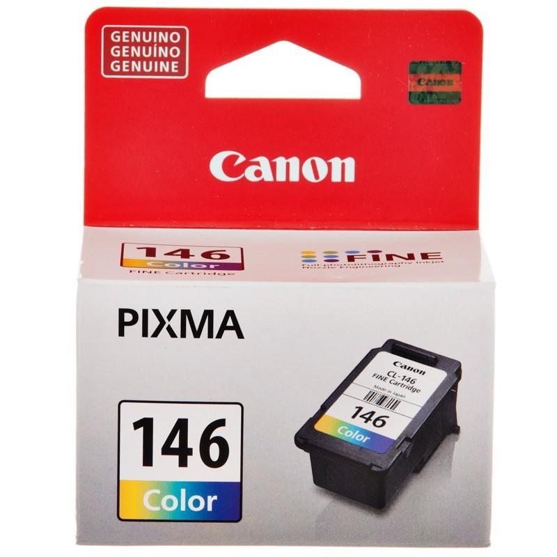 Tinta color Canon