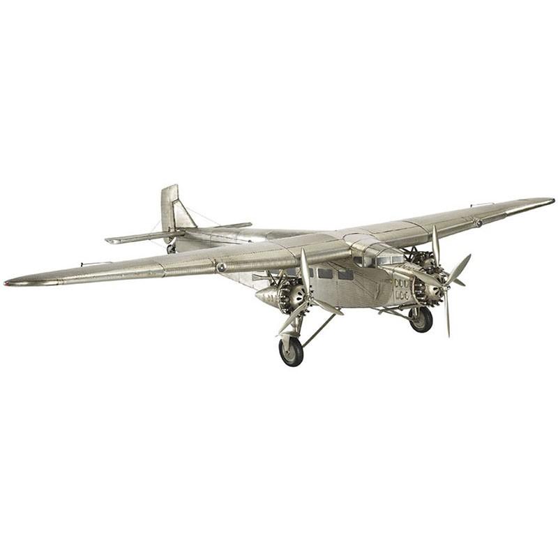 Adorno avión escala Ford Trimotor Authentic Models