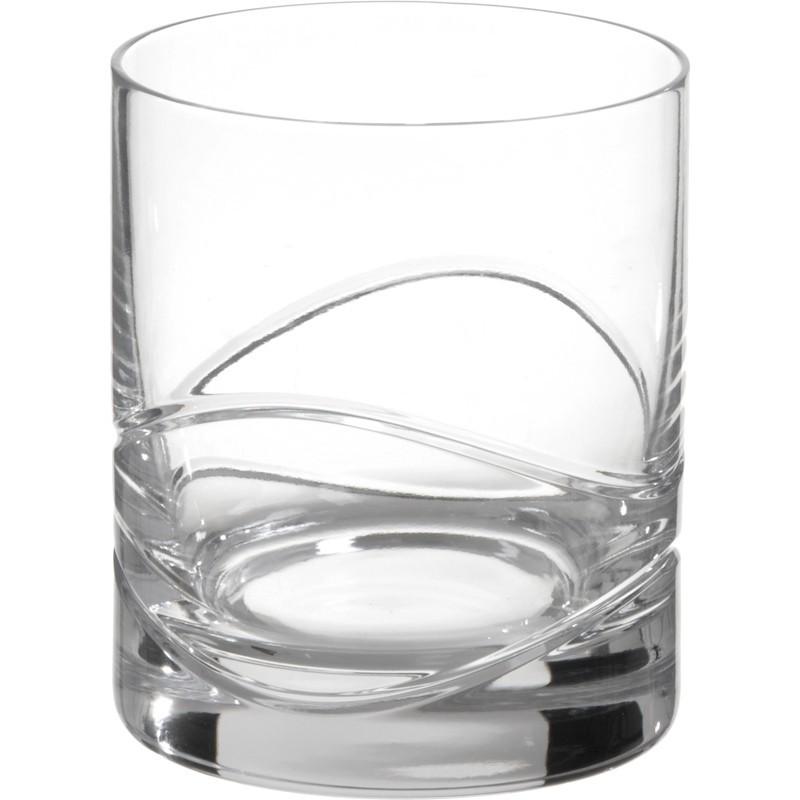 Juego de 6 vasos para whisky Fiona Wave Jihlavske