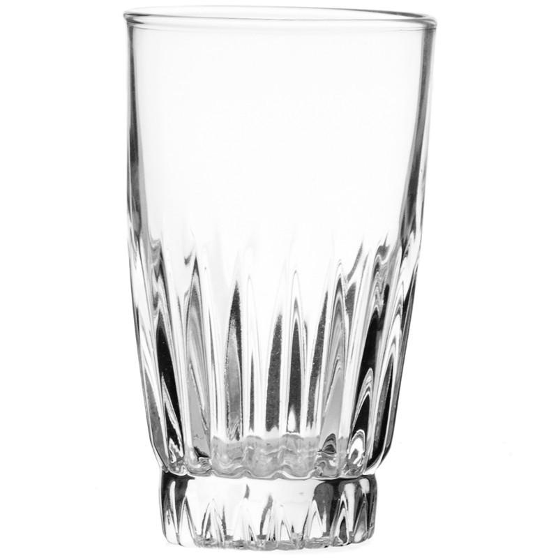 Vaso vidrio labrado Royal Peldar