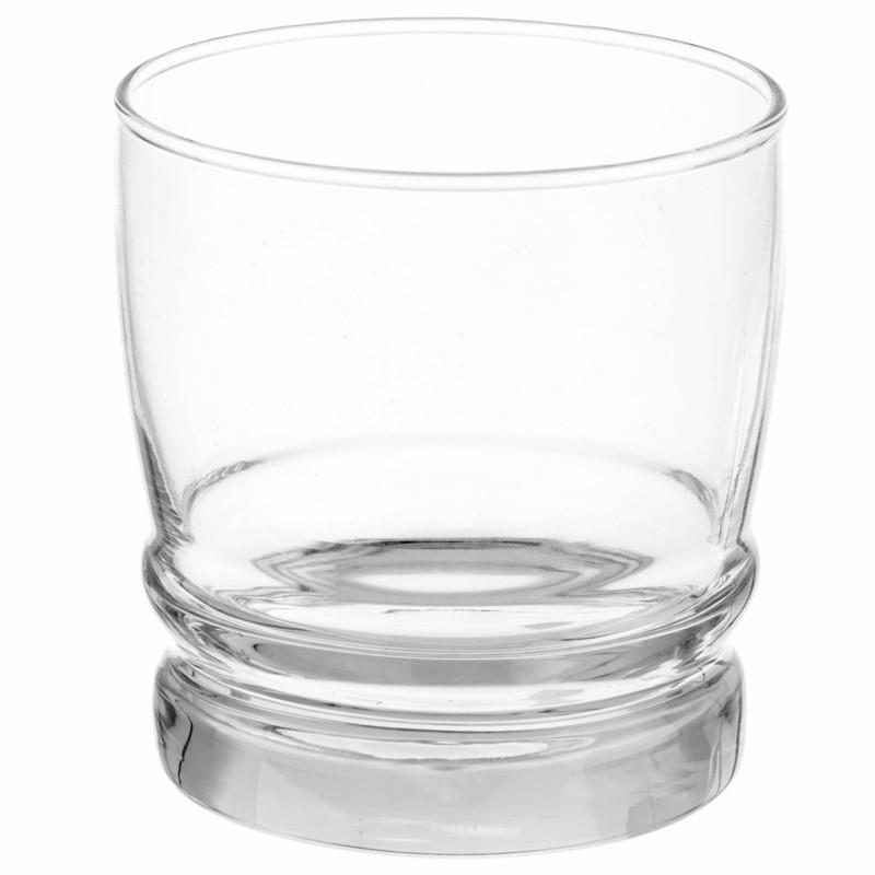 Vaso bajo vidrio Peldar