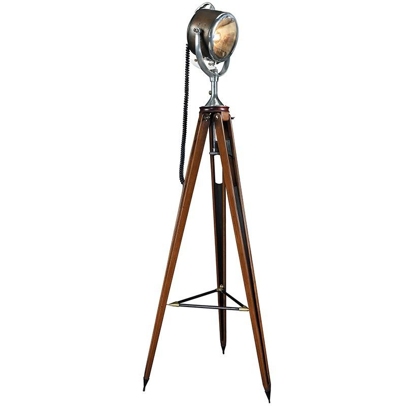 Lámpara café reflector con trípode Authentic Models