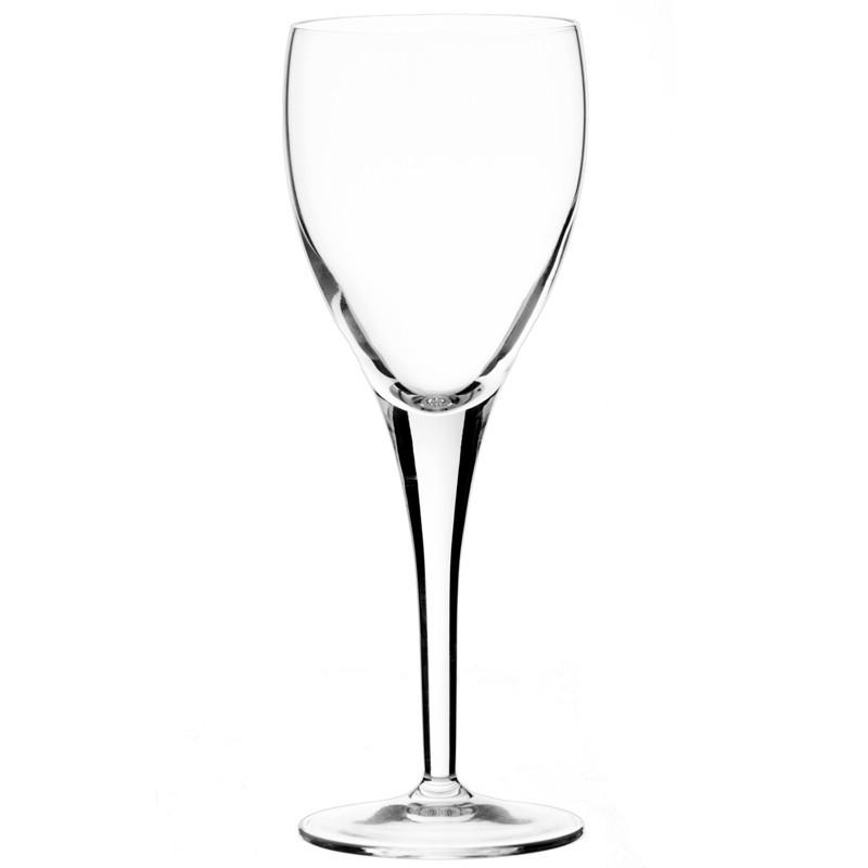 Juego de 4 copas para vino blanco Michelangelo Bormioli