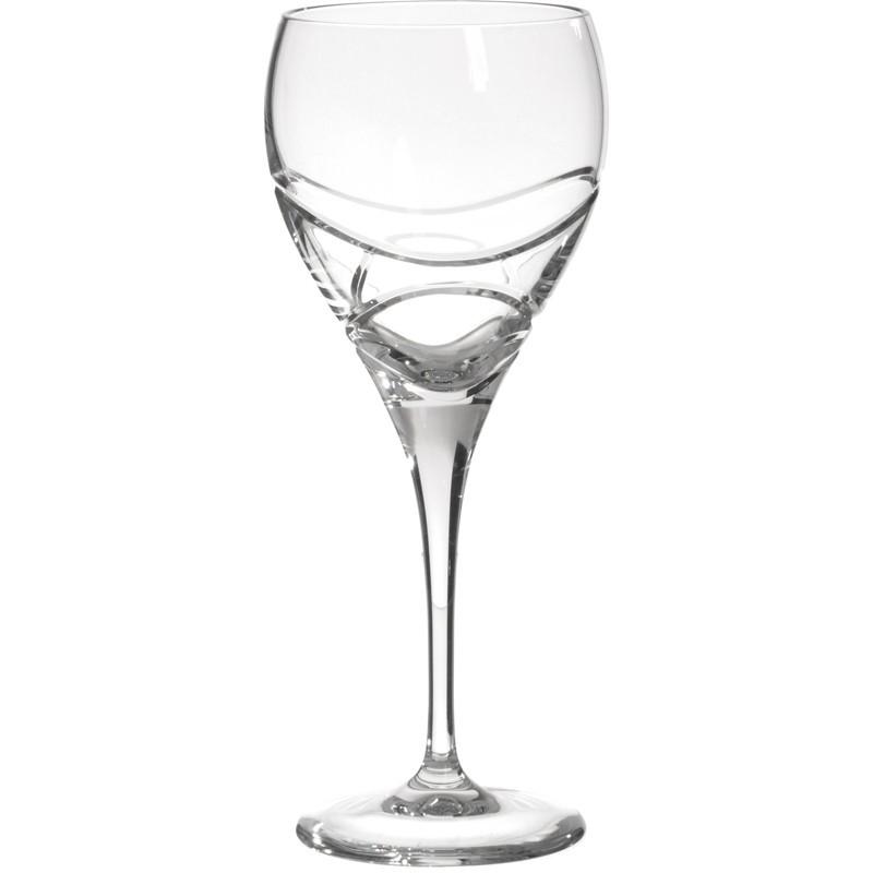 Juego de 6 copas para agua Fiona Wave Jihlavske