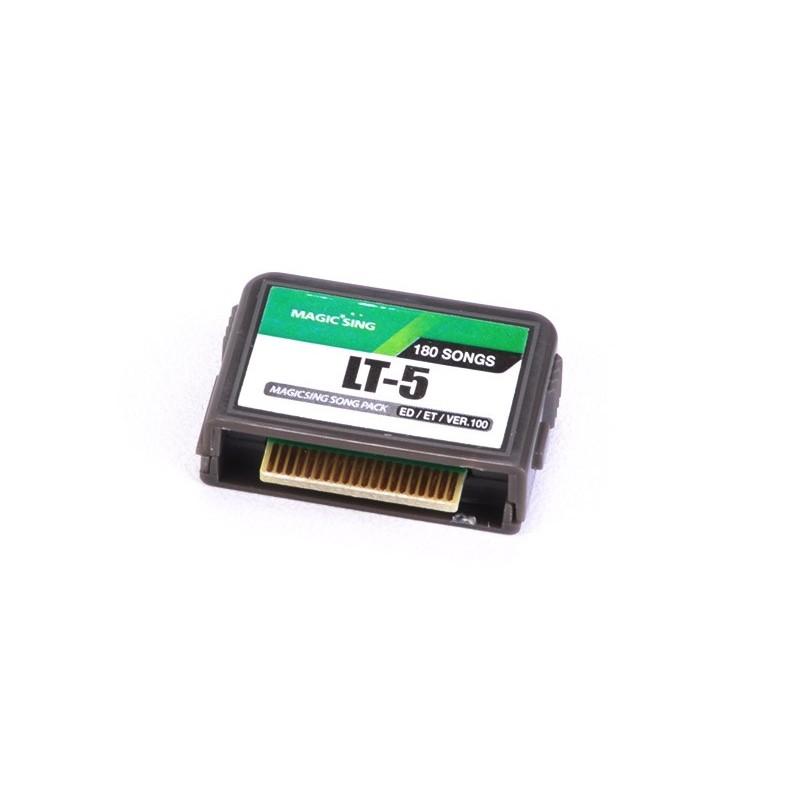 Microchip para karaoke 180 canciones LT-5 Magic Sing