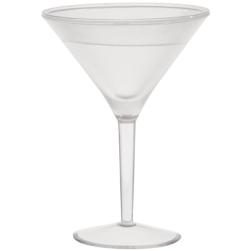 Juego de 2 copas para martini doble pared Prodyne