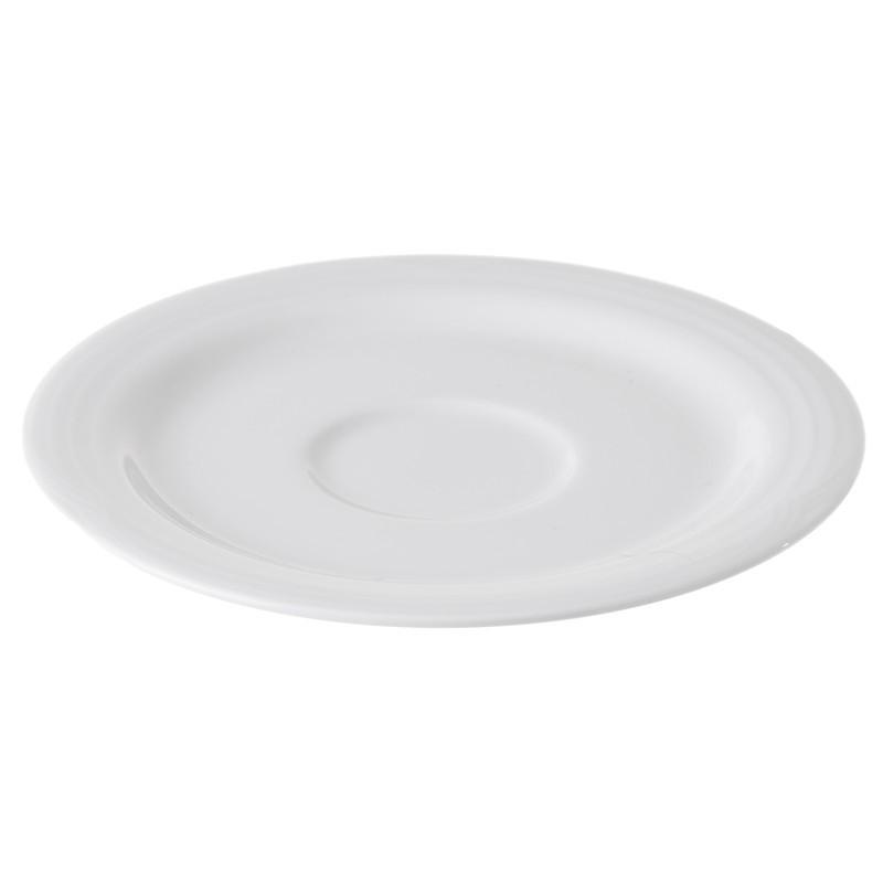 Plato para taza redondo Artic White Noritake