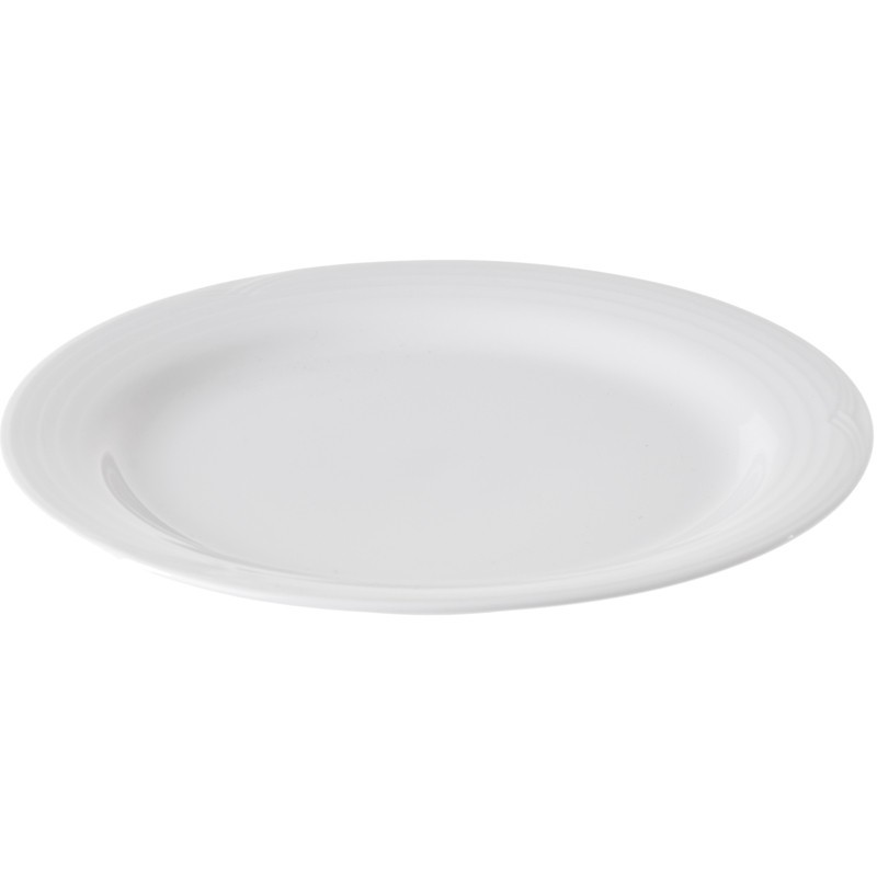 Plato para pan redondo Artic White Noritake