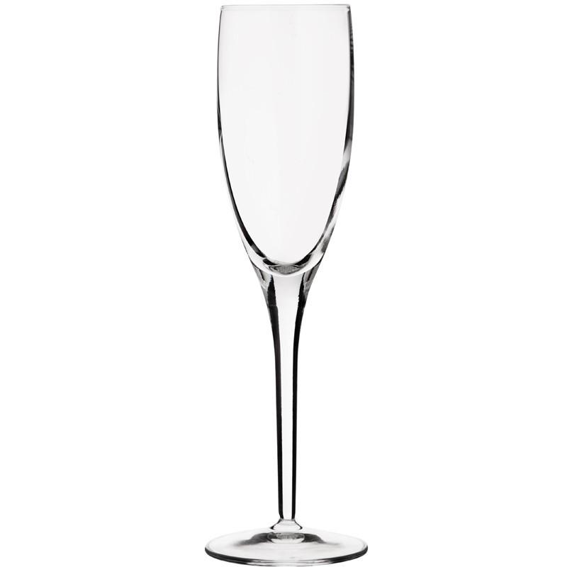 Juego de 4 copas flauta para champagne Michelangelo Bormioli