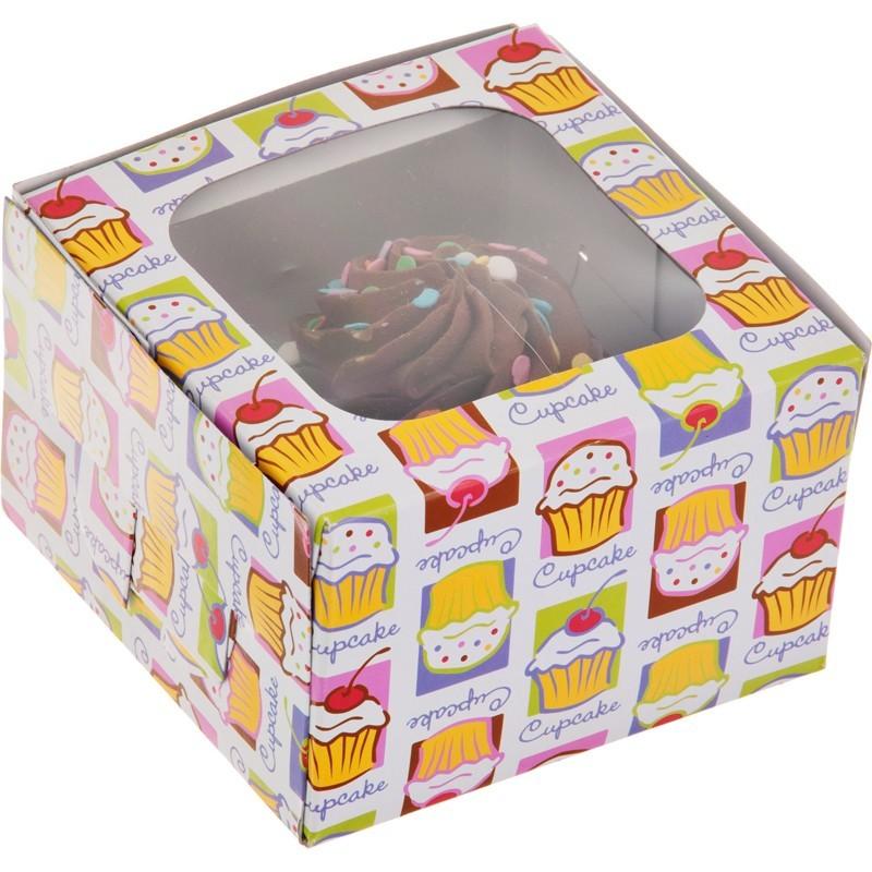 Juego de 3 cajas para cupcake Wilton