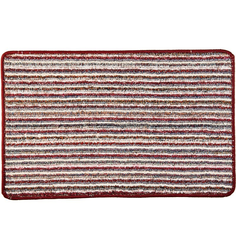 Rodapié rectangular