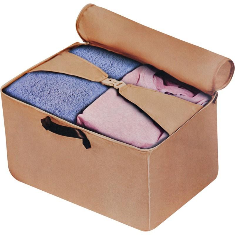 Caja organizadora con broche