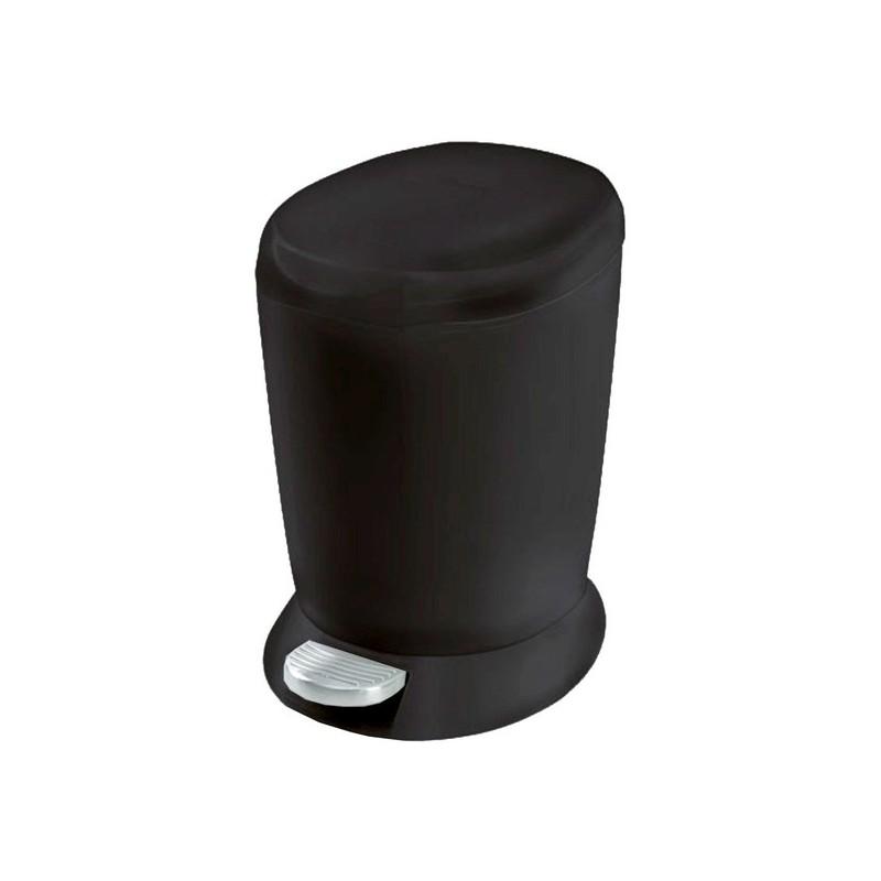Basurero Simplehuman 6 L Negro