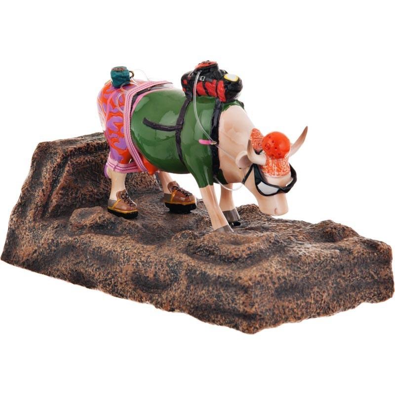 Figura de vaca Cow Escaladora Cow Parade