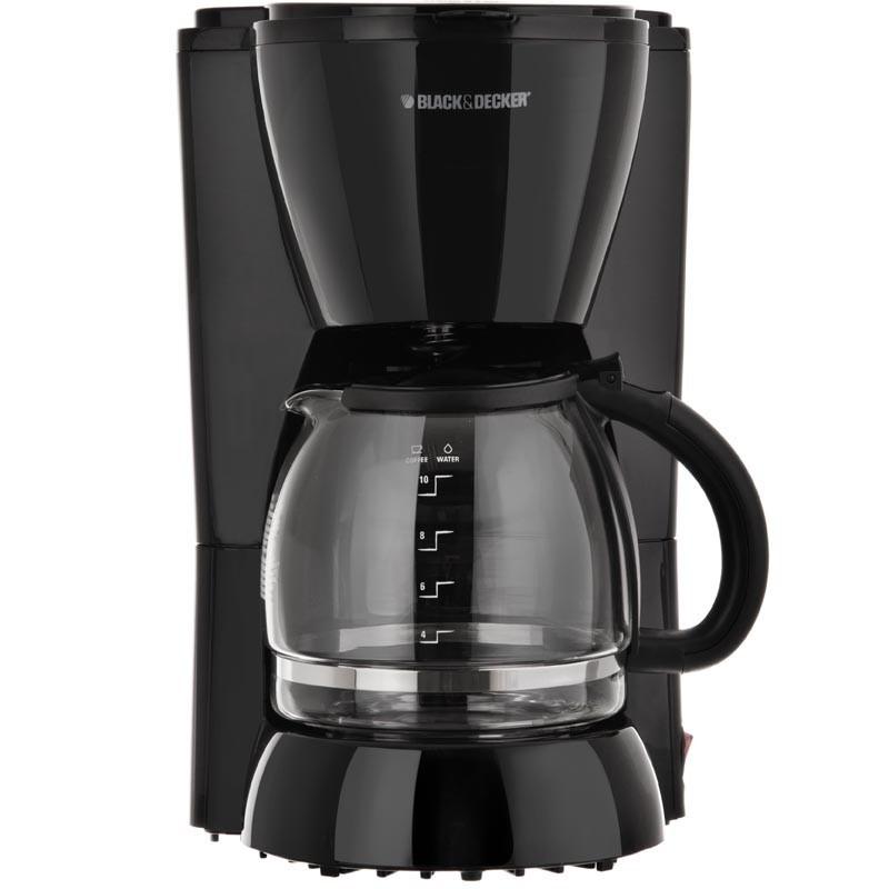 Cafetera 10 tazas Black & Decker