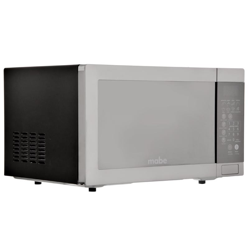 Microondas 1.1' 1000W acero inoxidable Mabe
