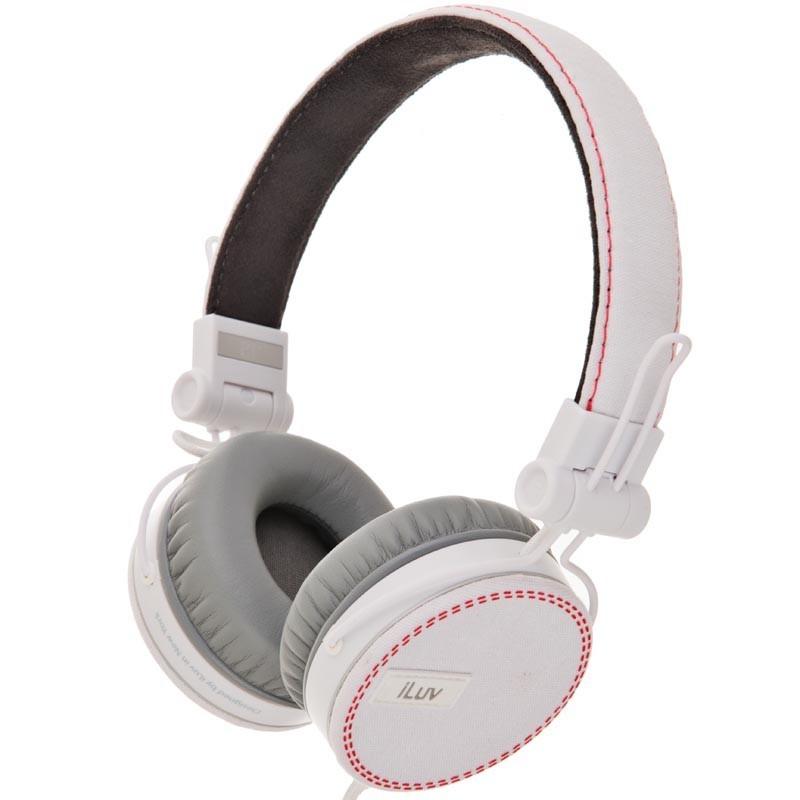 Audífonos Rockfeller con micrófono iLuv