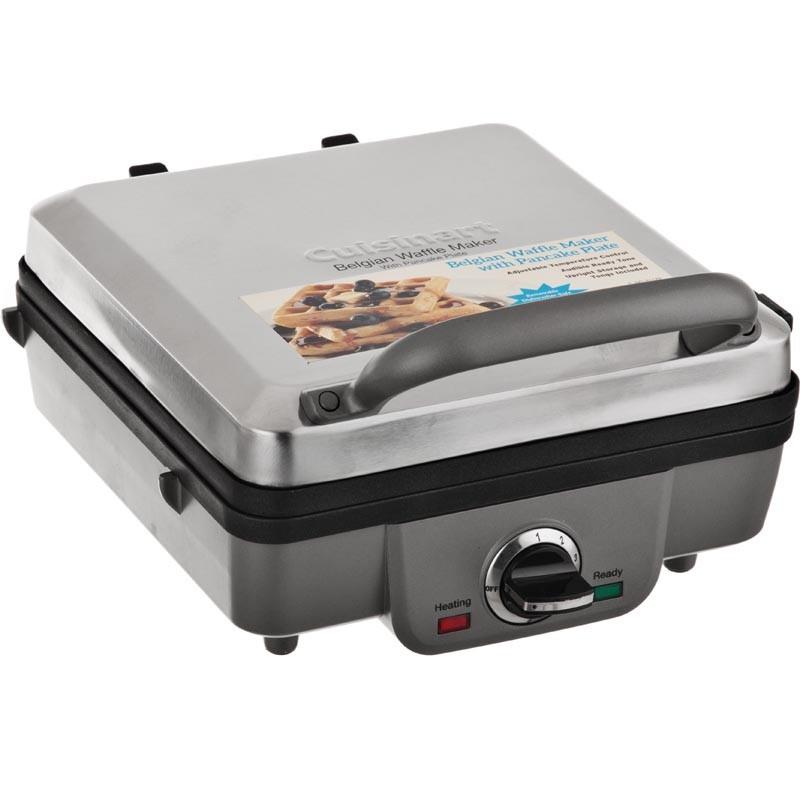 Máquina para waffles y pancakes Cuisinart