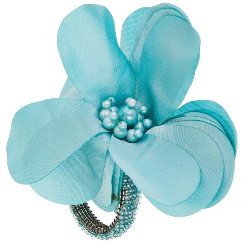 Aro para servilleta Flor Haus (varios colores)