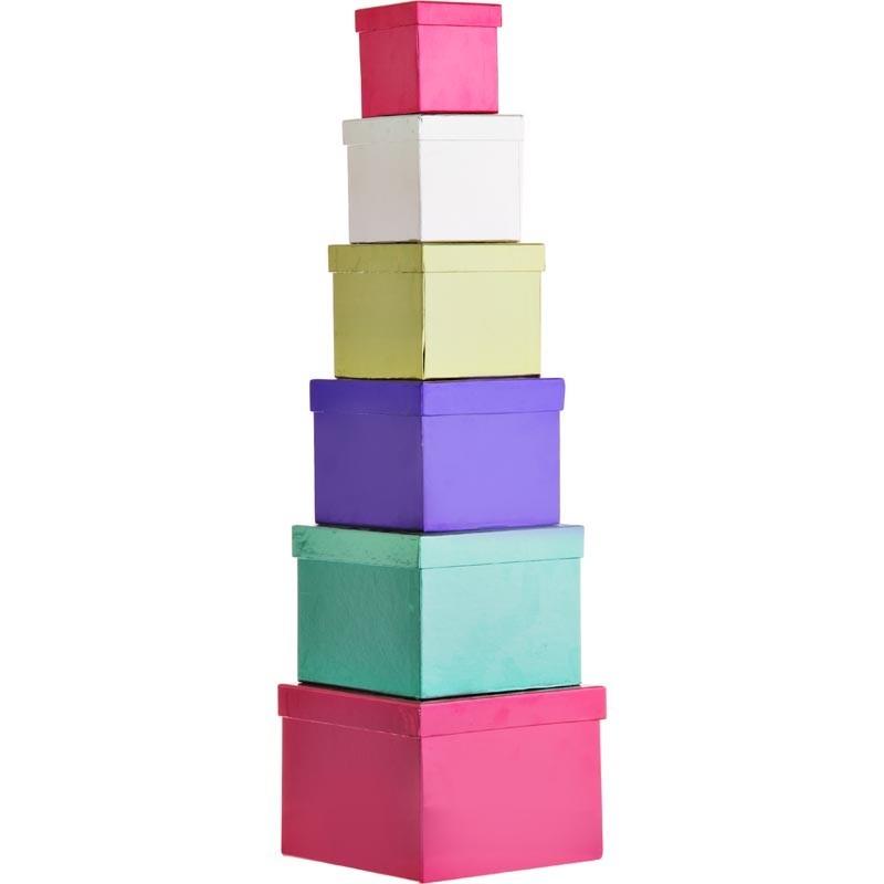 Caja para regalo Sólido