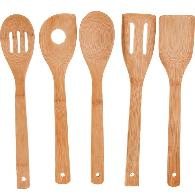 Juego de 5 piezas Totally Bamboo