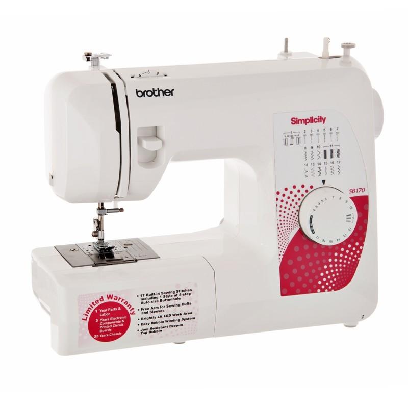 Máquina de coser SB170 Brother