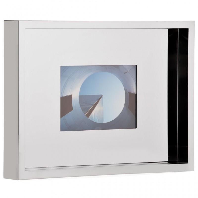 Portarretrato marco de acero