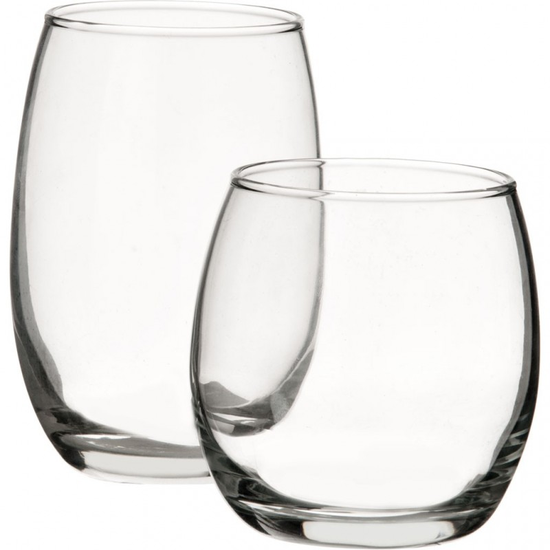 Vaso vidrio Mikonos Peldar