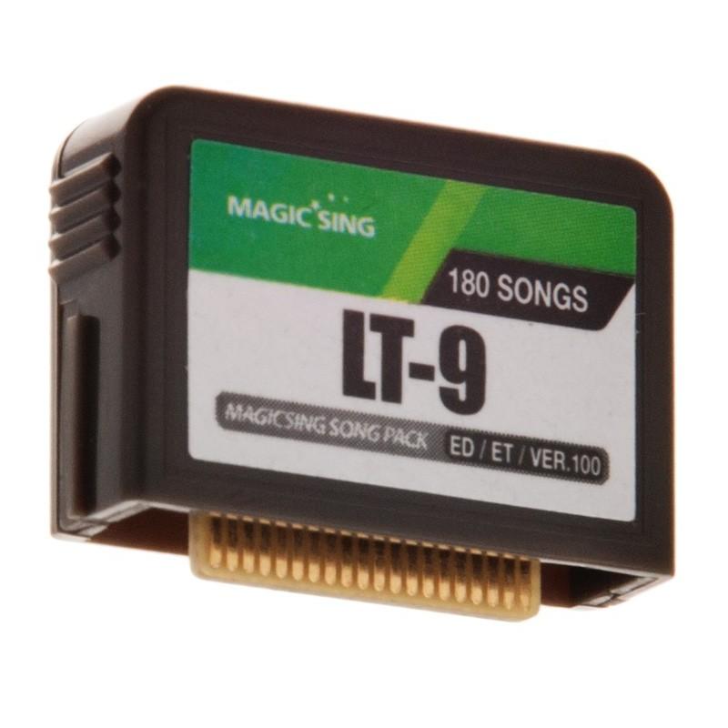 Microchip para karaoke 180 canciones LT-9 Magic Sing