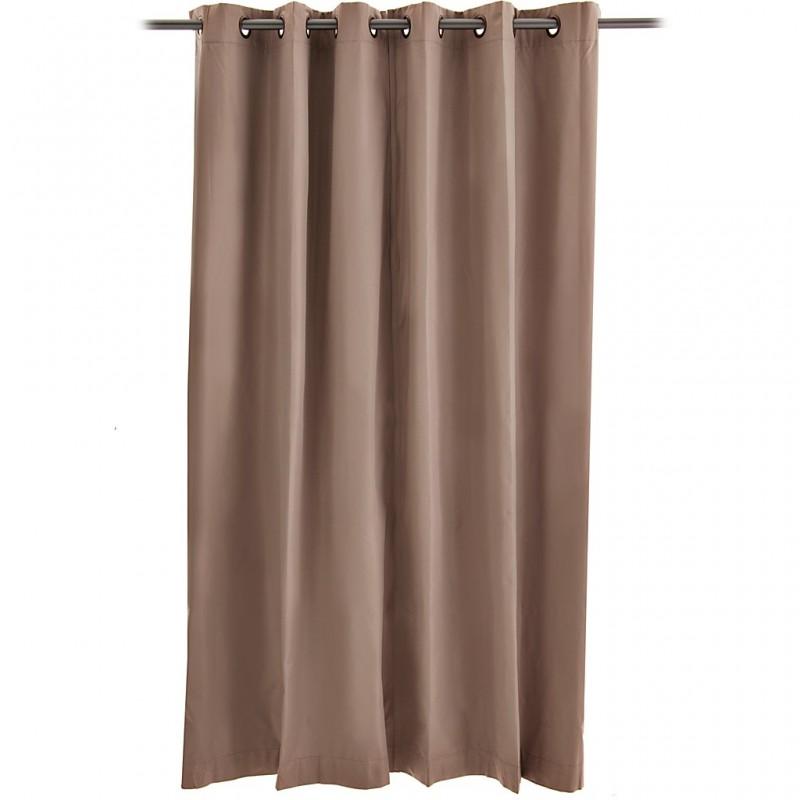 Juego de 2 cortinas decorativas con cierre magnético