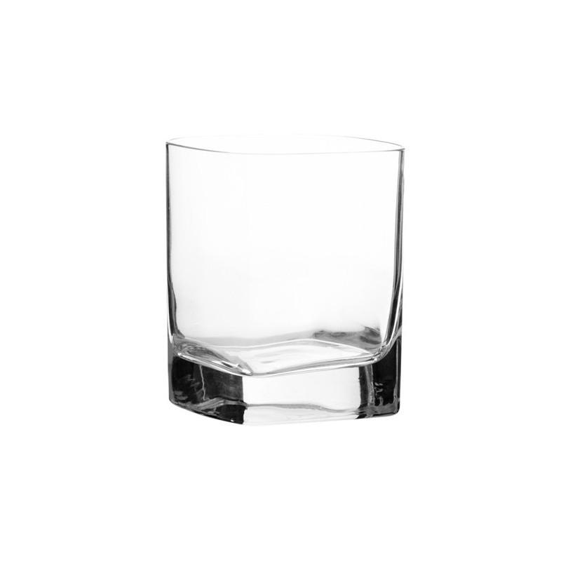 Juego de 4 vasos para whisky Strauss Bormioli