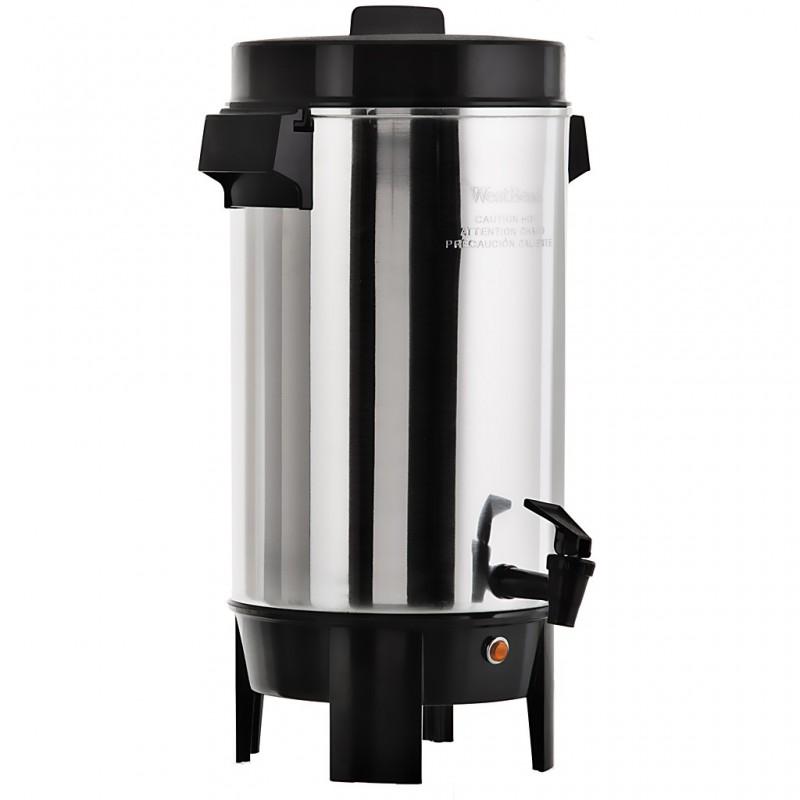 Cafetera eléctrica 30 tazas Westbend