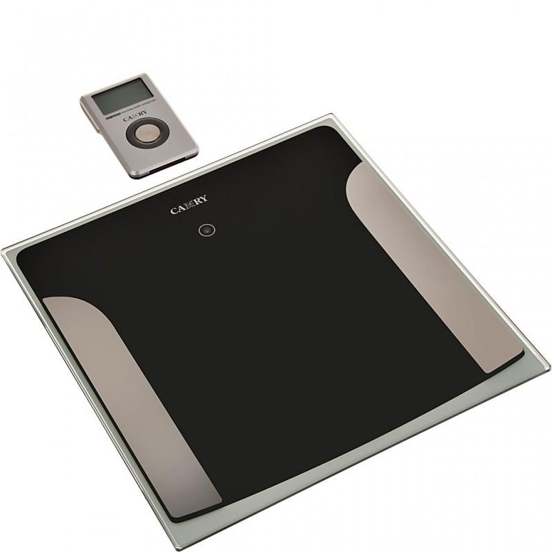 Balanza digital para baño Wireless con medidor de grasa / hidratación Camry