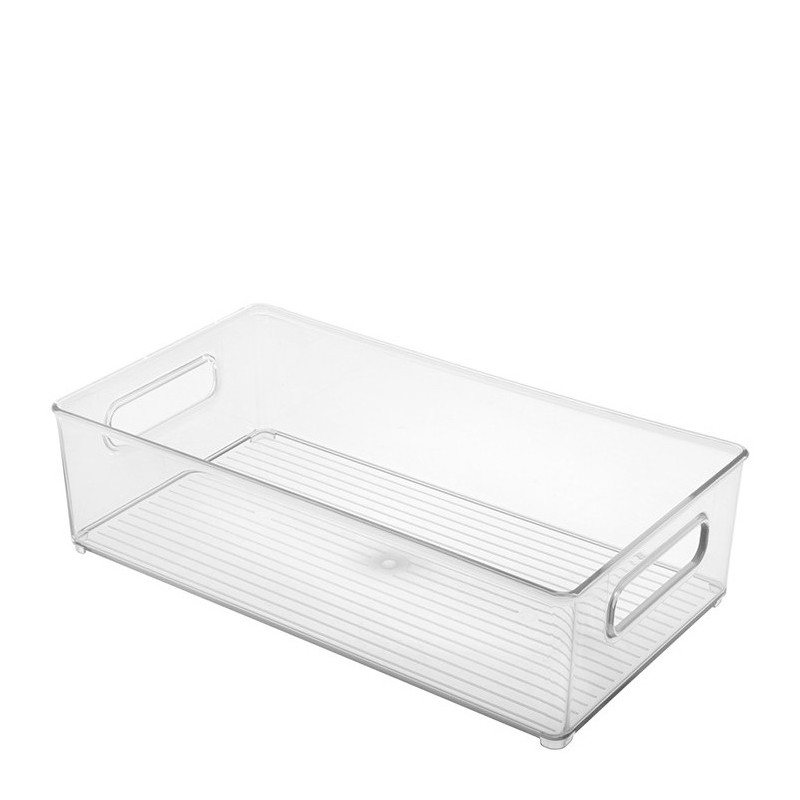 Organizador plástico resistente para cocina Fridge Binz Interdesign
