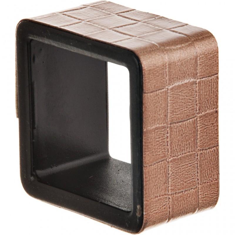 Juego de 6 aros para servilletas cobre Geométrico Haus