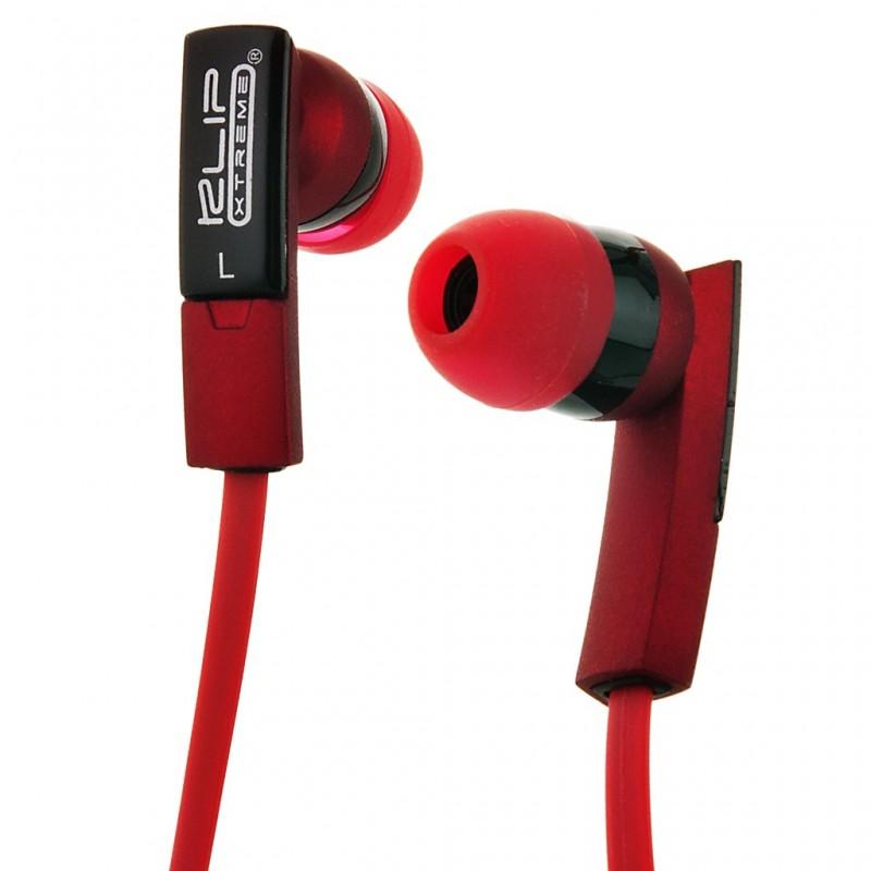 Audífonos estéreo con micrófono universal KHS-220 Klip Xtreme