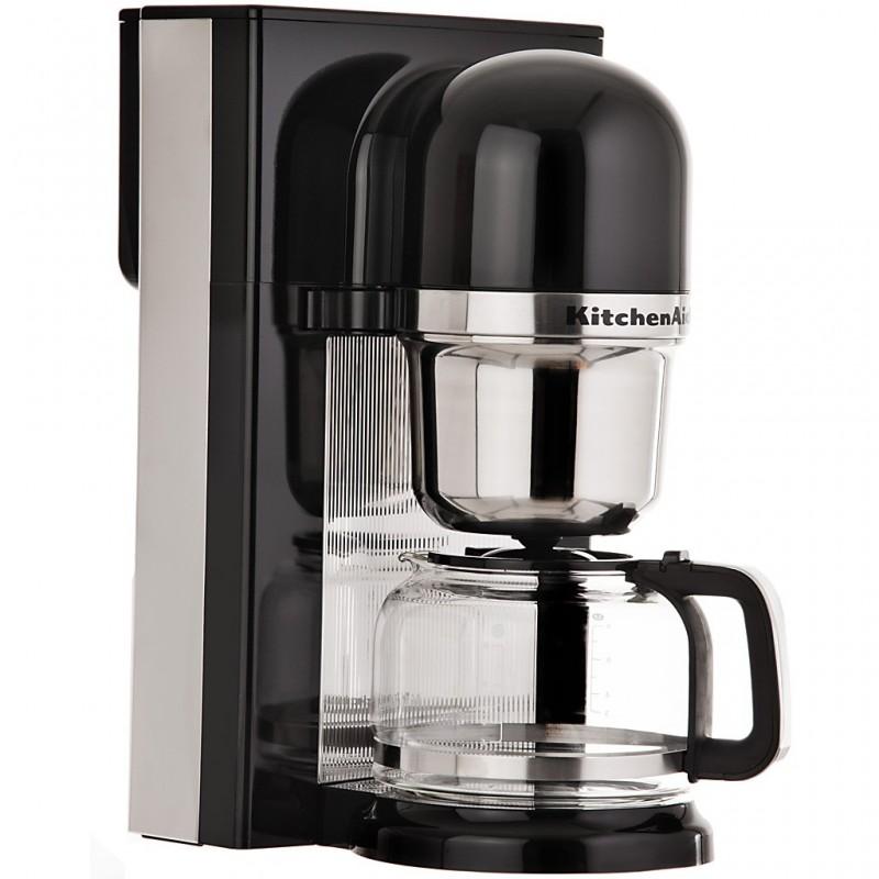 Cafetera 8 tazas negro KitchenAid