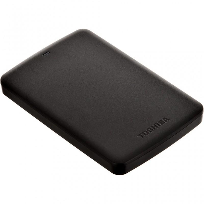 Disco duro básico negro Toshiba