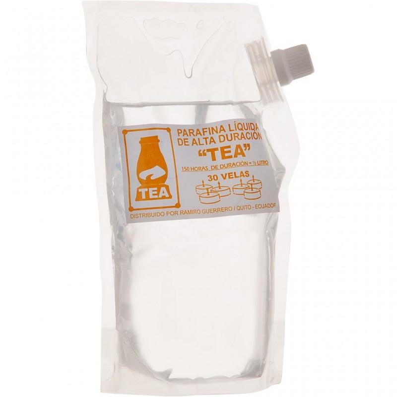 Parafina líquida para vela tea light