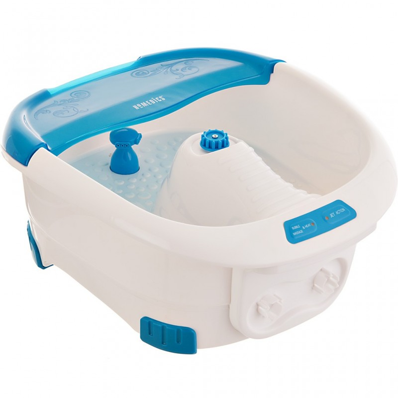 SPA para pies con calor Homedics