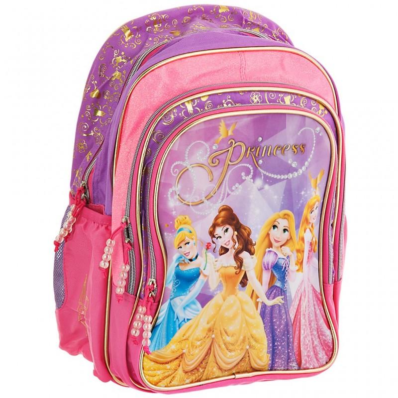 Mochila Princesas rosado